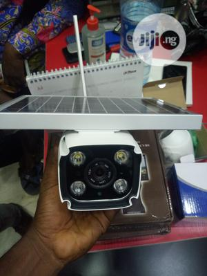 Solar Powered Wireless Security Camera- Wifi IP Solar CCTV   Security & Surveillance for sale in Lagos State, Ojo