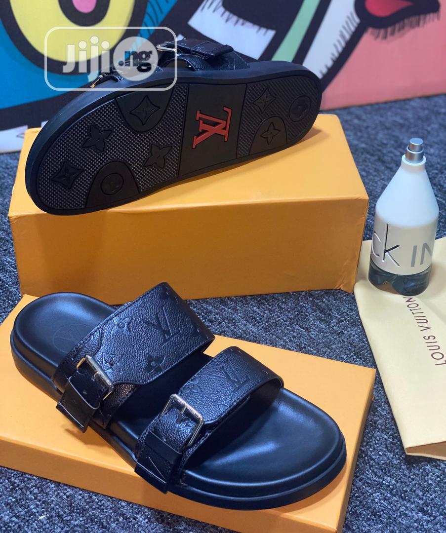 Louis Vuitton Slippers | Shoes for sale in Lagos Island (Eko), Lagos State, Nigeria