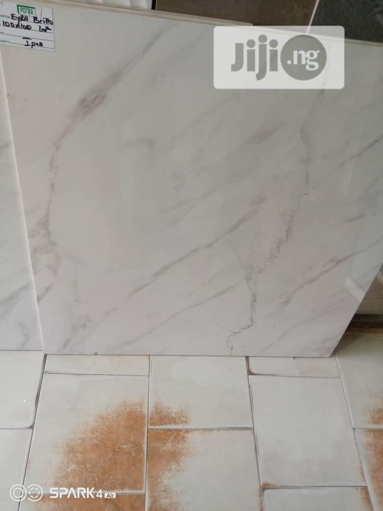 60 By 60 Spanish Floor Tiles For Ur Sitting Room Nd Room   Building Materials for sale in Ikeja, Lagos State, Nigeria