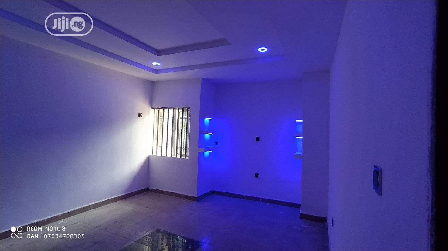 Newly Built Tastefully 1bedroom Flat With Excellent Faciliti