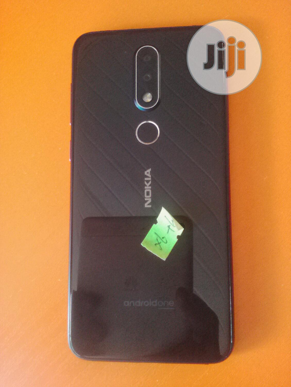 Nokia 6.1 Plus (X6) 64 GB Black