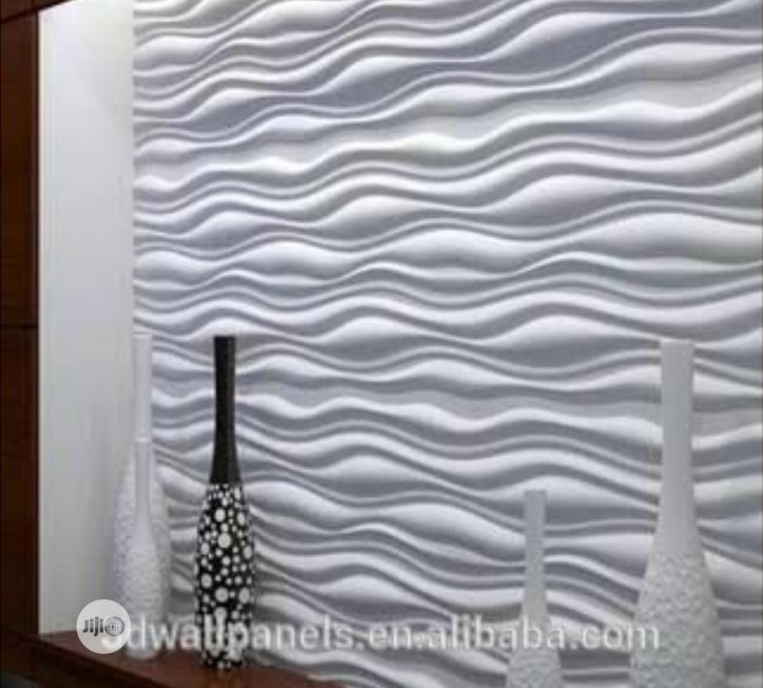 3d Design Wallpaper Panel