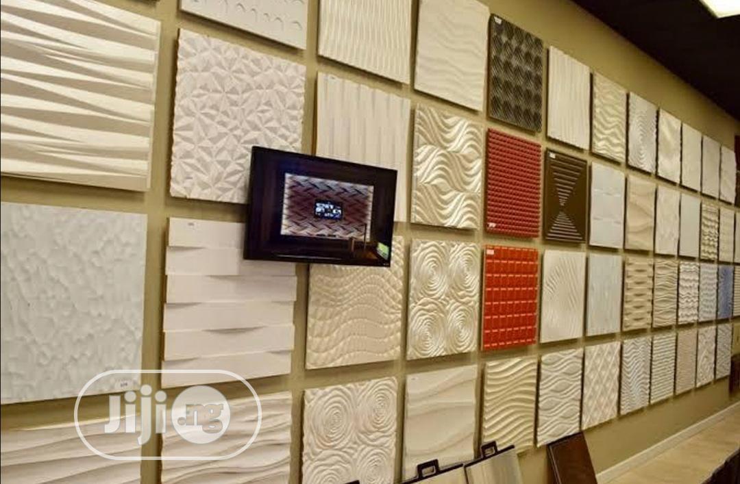 Archive: High Grade Panel Wallpaper