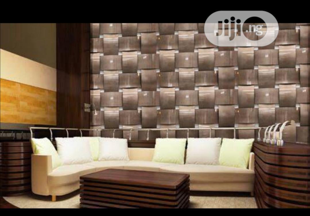 Quality 3d Panel Wallpaper Design