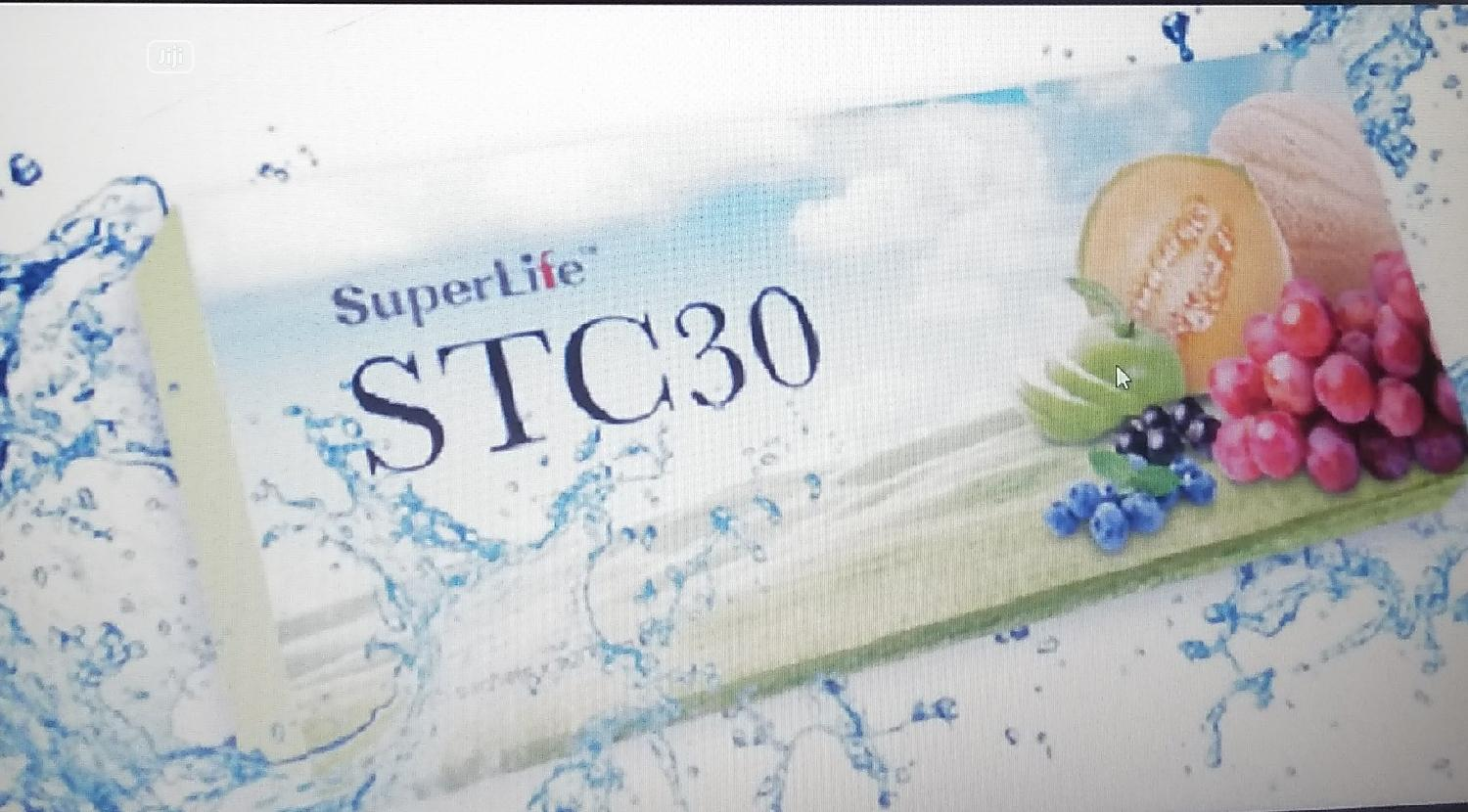 Archive: Superlife STC 30 For High Blood Pressure And Diabetes