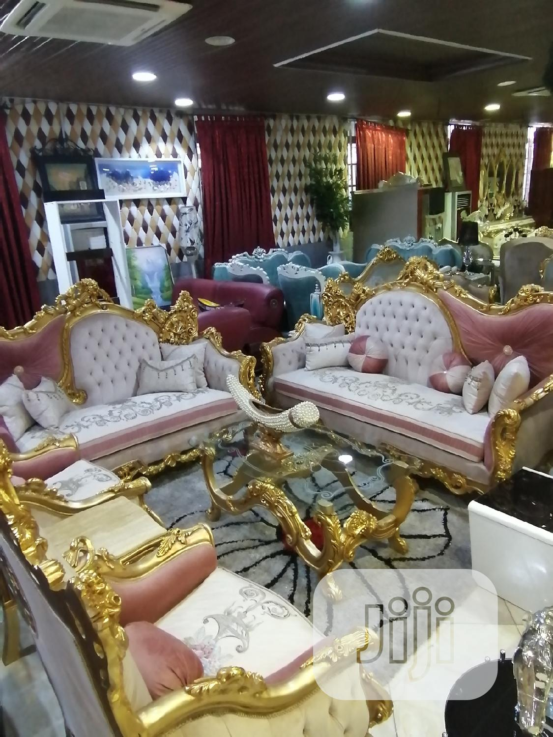 Archive: Royal 7seater Soafer