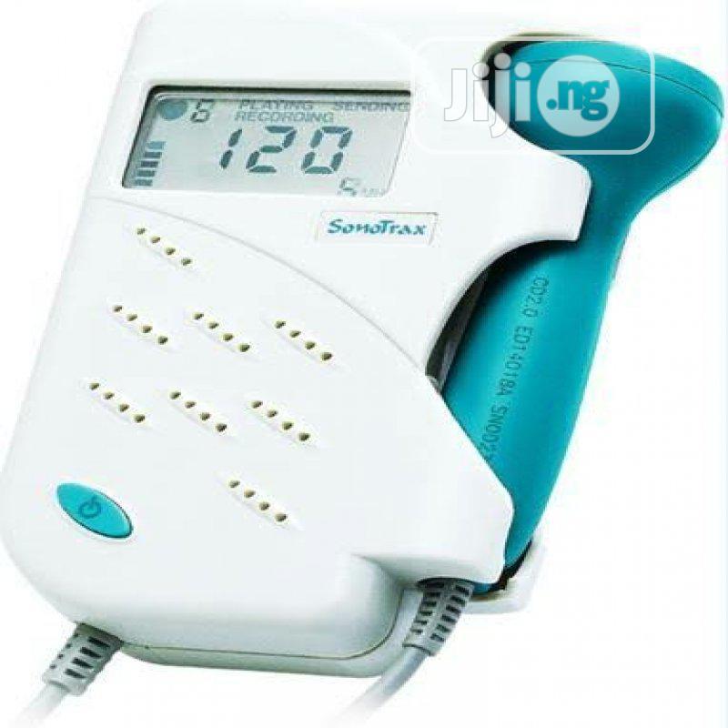 Archive: Handy Ultrasound Battery-Powered Foetal Doppler