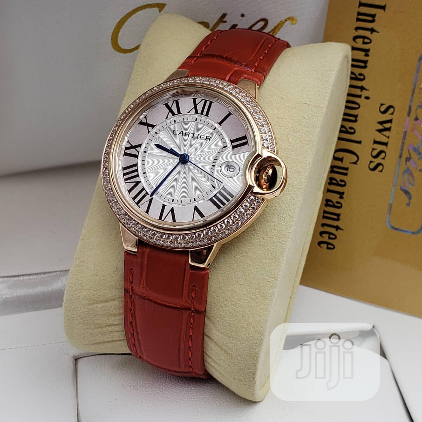 Cartier Woman Watch