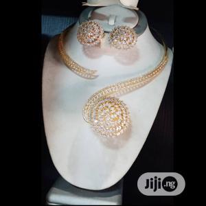 Cubic Zirconia Korea Set | Jewelry for sale in Lagos State, Gbagada
