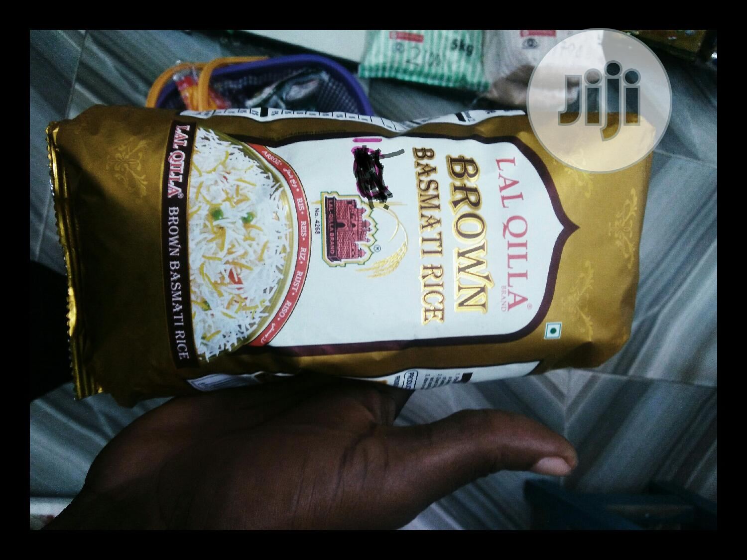 Healthy Brown Rice 1kg Available