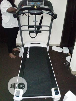 Heavy Duty American Fitness 2.5hp Treadmill   Sports Equipment for sale in Abuja (FCT) State, Central Business Dis