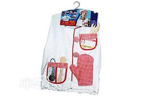 Chef Costume Set   Toys for sale in Lagos State, Amuwo-Odofin