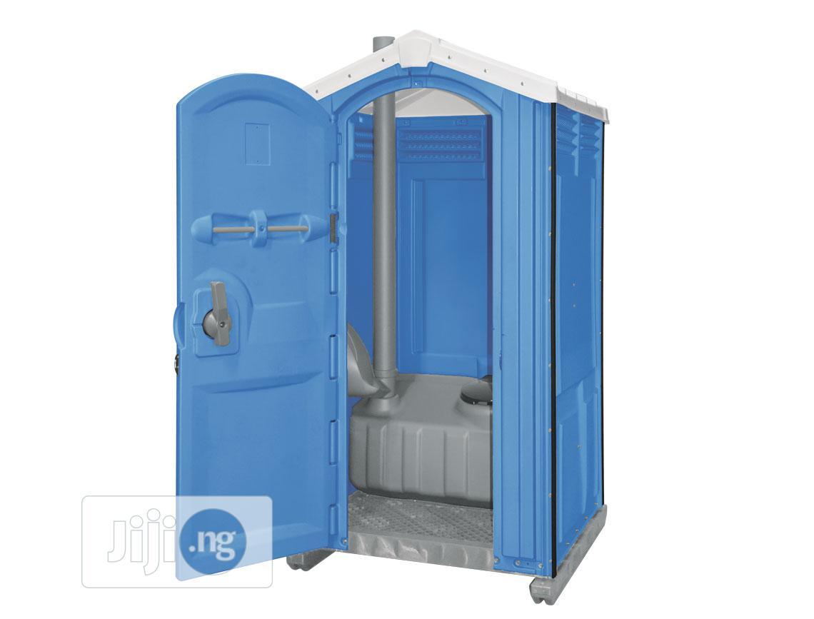 Azia Mobile Toilets