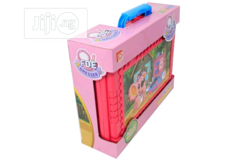 Beauty Play Set 2 in 1