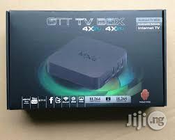 Ott TV Box 4K Ultra HD | TV & DVD Equipment for sale in Lagos State, Ikeja