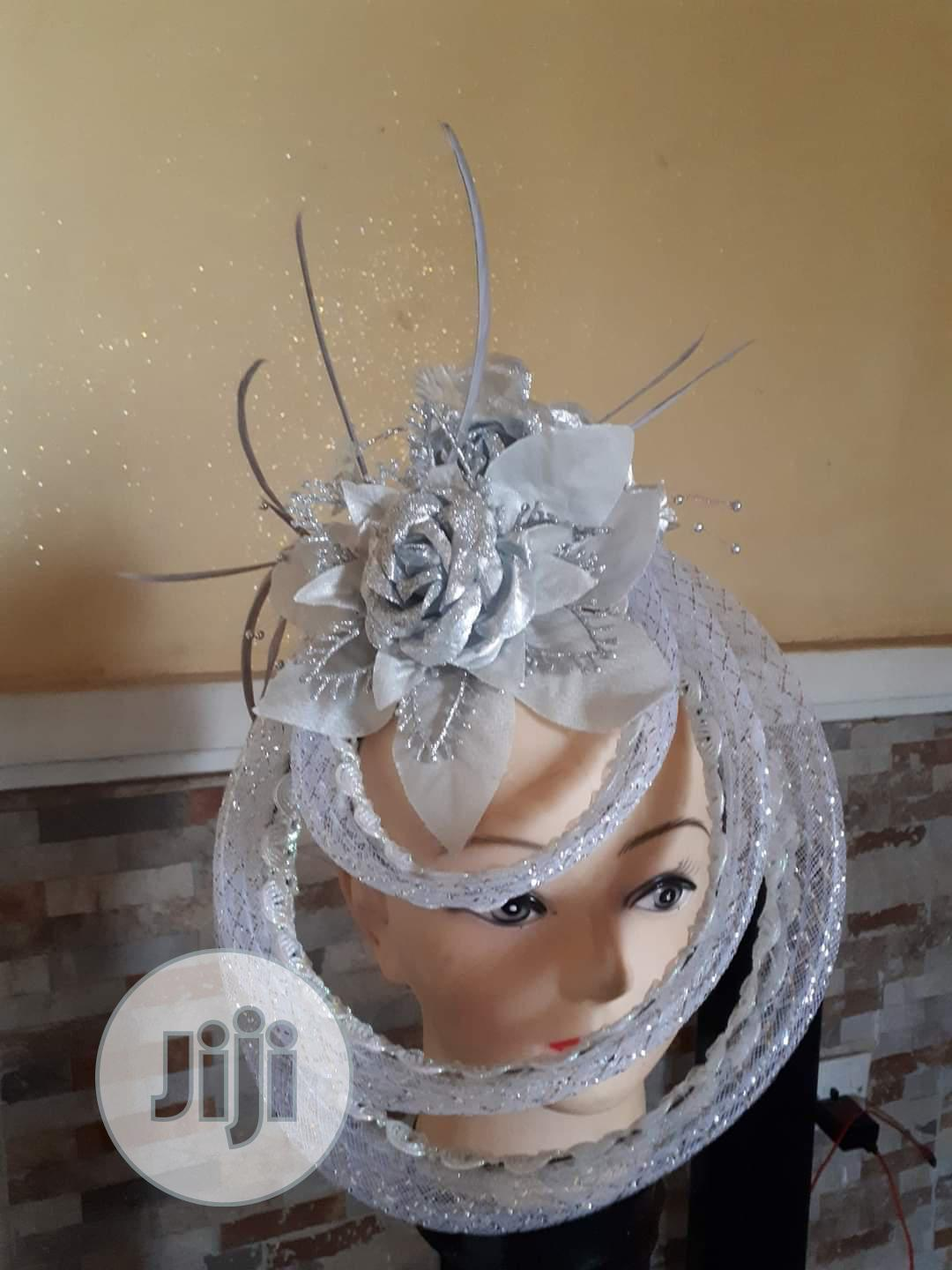 Hair Fascinator -hat | Clothing Accessories for sale in Benin City, Edo State, Nigeria