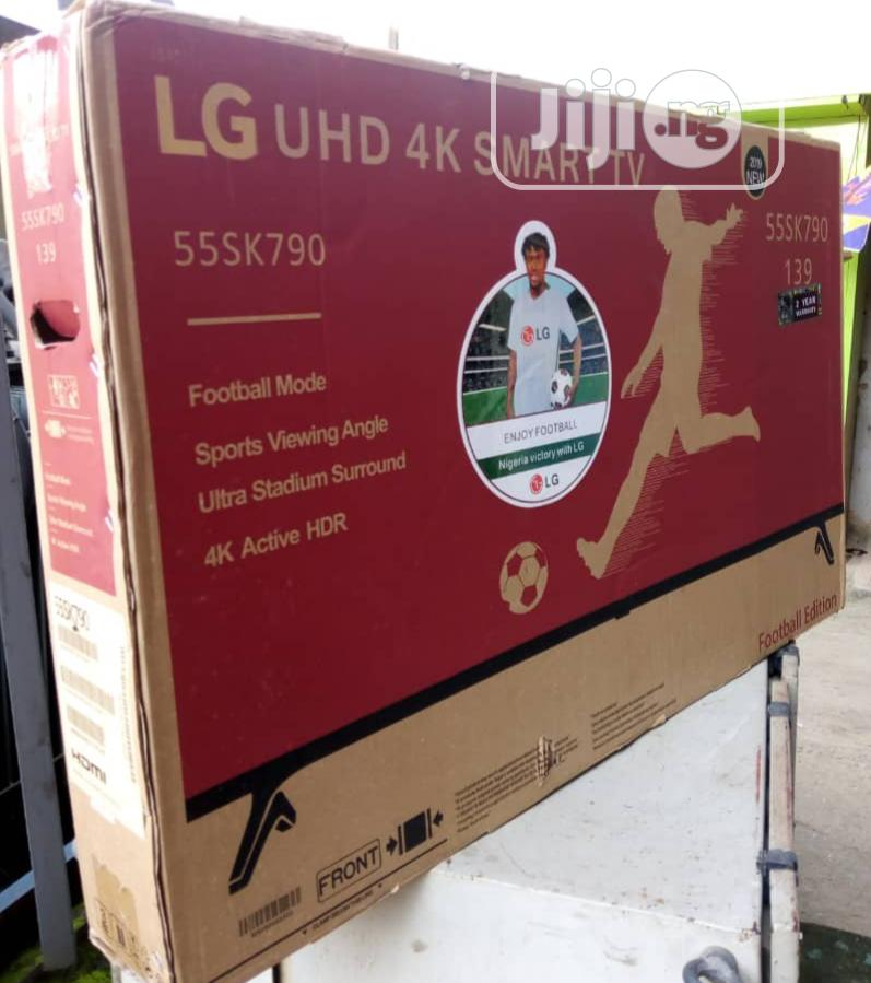 """Brand New LG 55"""" Android Smart 4k,Internet,Wi-Fi Television"""