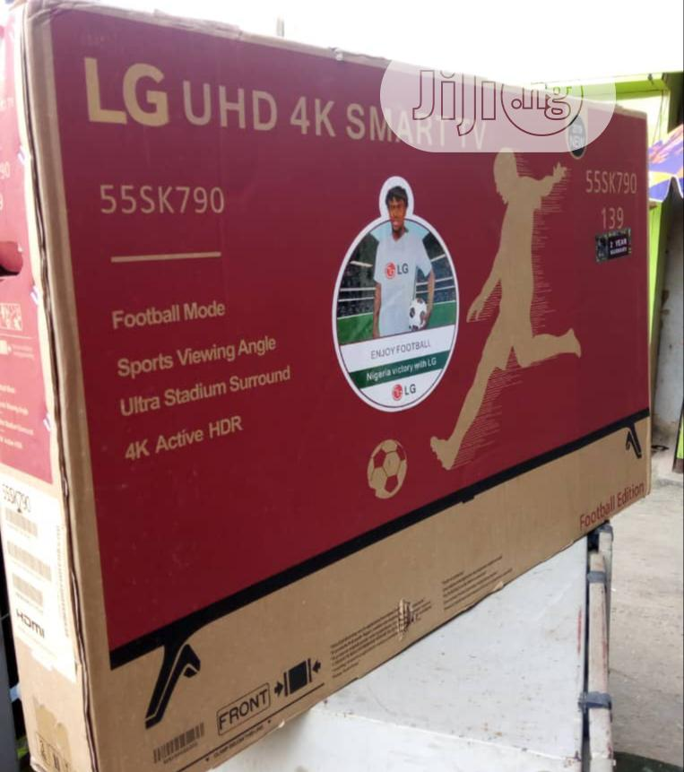 """Brand New LG 55"""" Android Smart 4k,Internet,Wi-Fi Television 