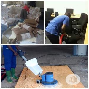 Greenway Upholstery And Rug Cleaning Service | Cleaning Services for sale in Lagos State, Gbagada