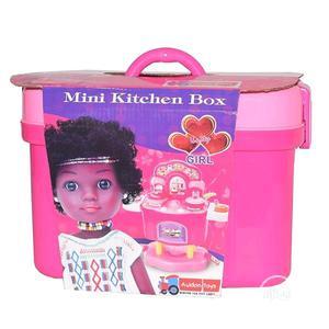 Unity Doll Mini Kitchen Box   Toys for sale in Lagos State, Amuwo-Odofin