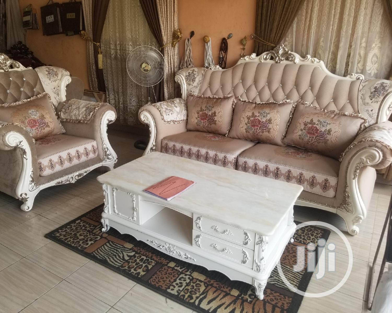 Fabric Turkey Royal Sofa Chair