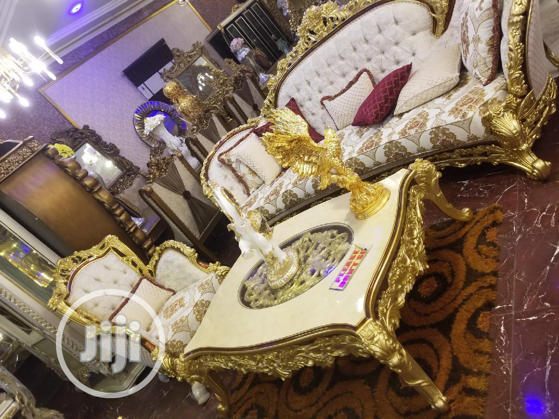 Turkish Royal Sofa Chair Full Set
