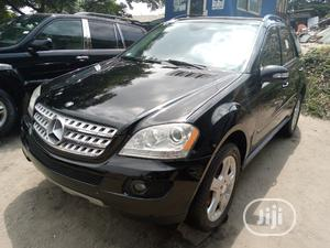 Mercedes-Benz M Class 2008 Black   Cars for sale in Lagos State, Amuwo-Odofin