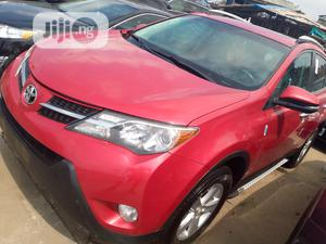Toyota RAV4 2013 XLE FWD (2.5L 4cyl 6A) Red | Cars for sale in Lagos State, Apapa