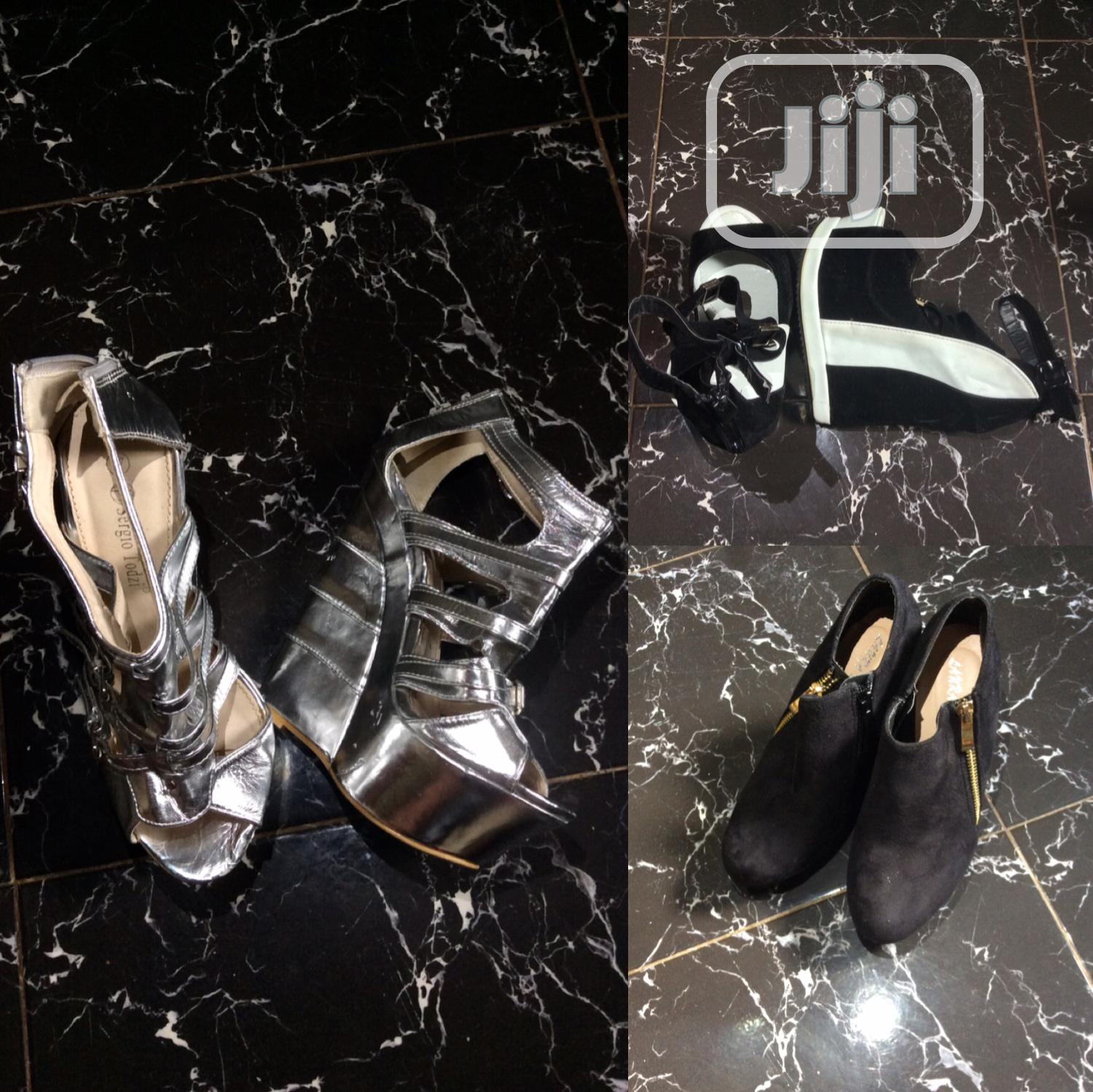 Archive: Female Shoes