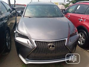 Lexus NX 2017 Gray   Cars for sale in Lagos State, Apapa