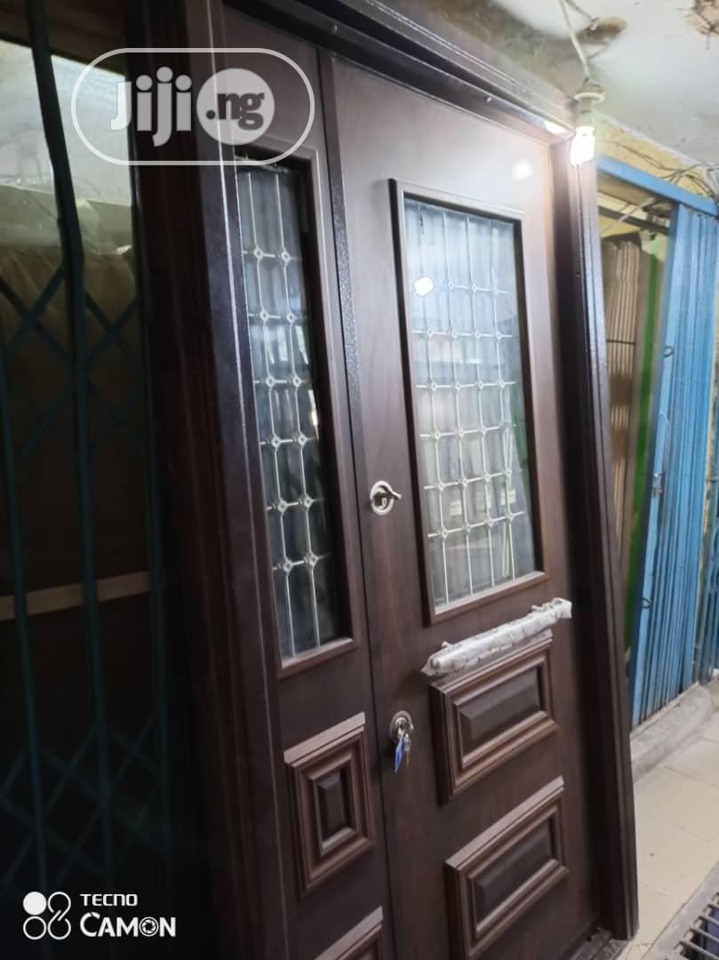 Archive: 4ft Extra Height Turkish Luxury Security Door
