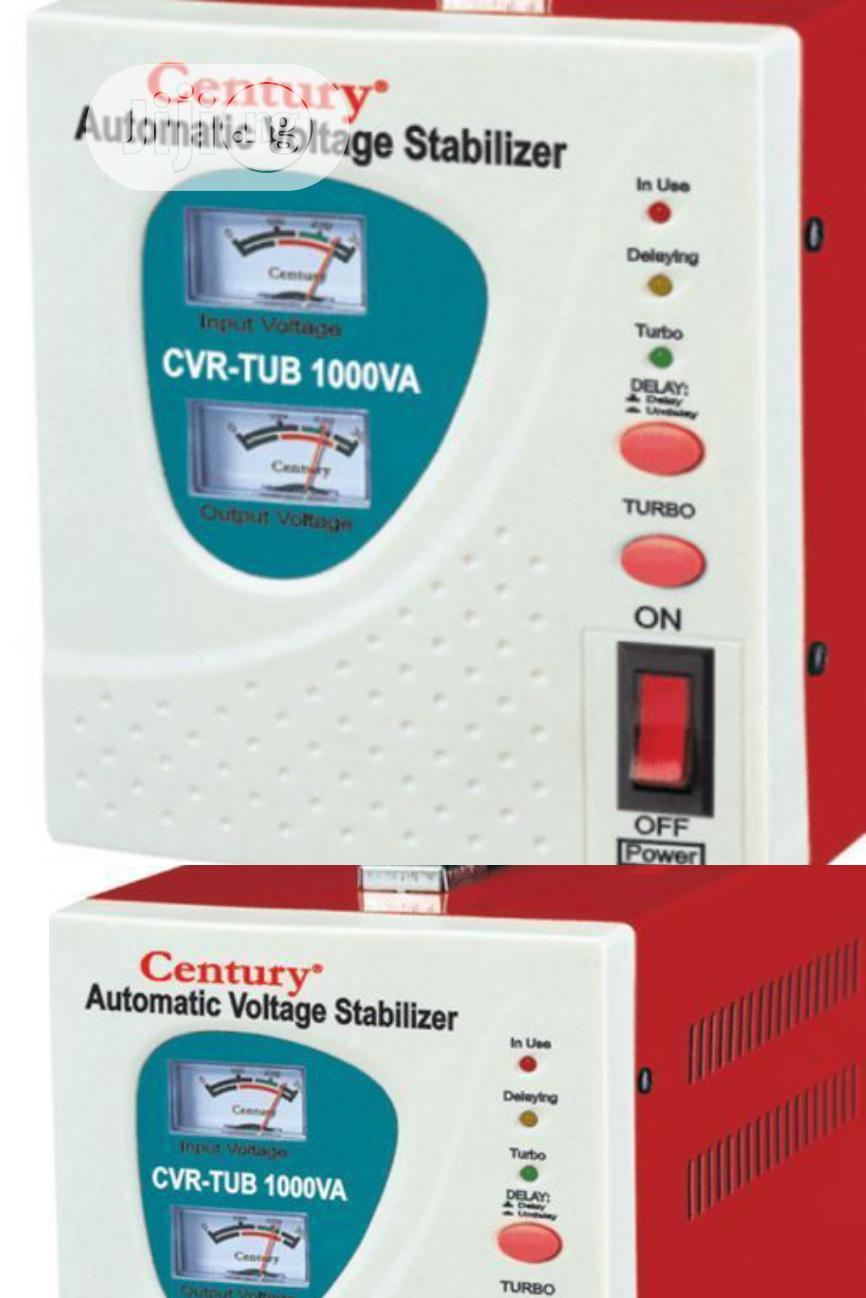 Century Automatic Voltage Stabilizer CVR-TUB 1000VA.