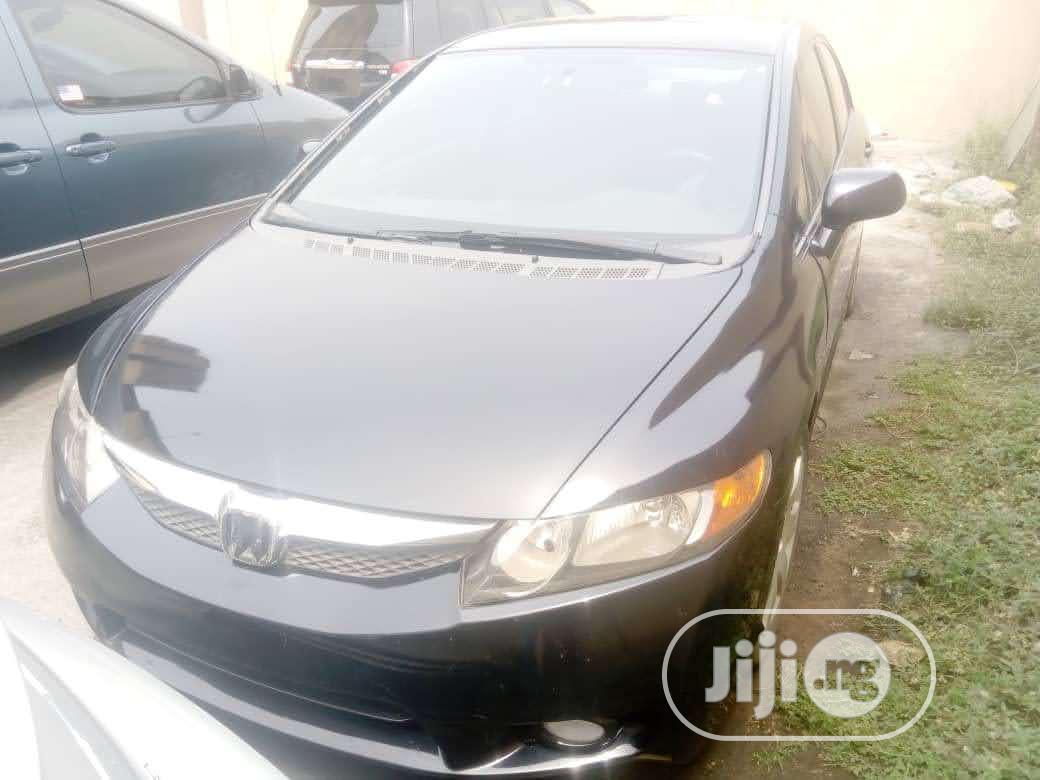 Honda Civic 2007 1.8 Black