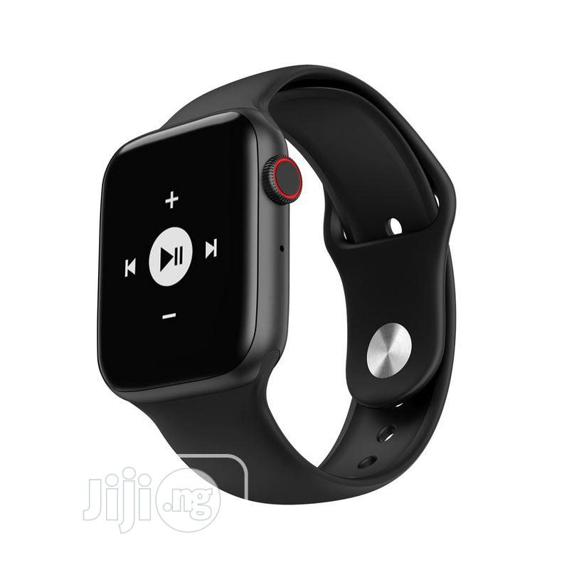 Premium Smart Watch For iPhone And Android | Smart Watches & Trackers for sale in Lugbe District, Abuja (FCT) State, Nigeria