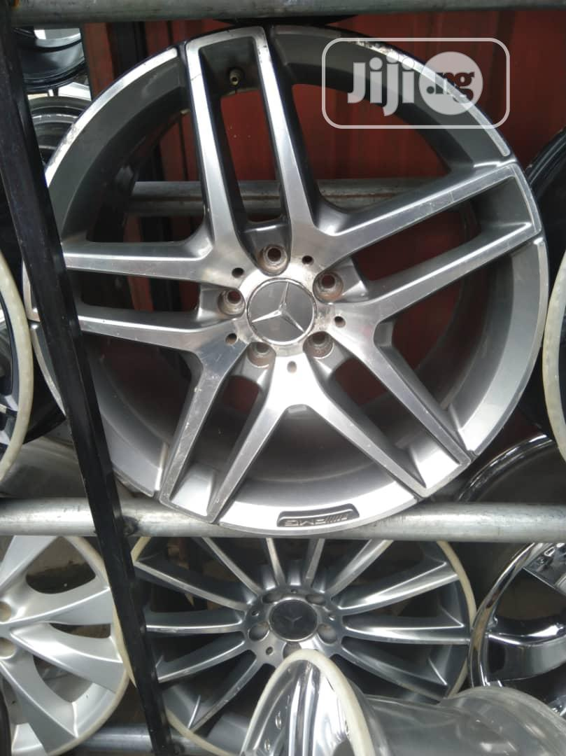 19 Inches Rim For Mercedes Benz