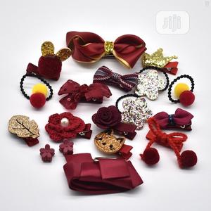 18 in 1 Children Hair Ribbon Accessories. | Babies & Kids Accessories for sale in Lagos State, Alimosho
