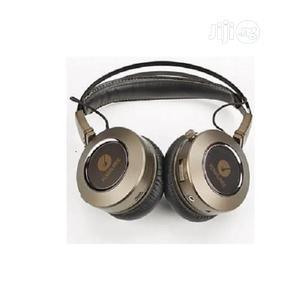 Pendulmic S1+ Wireless Headphone - Gold | Headphones for sale in Lagos State, Ikeja