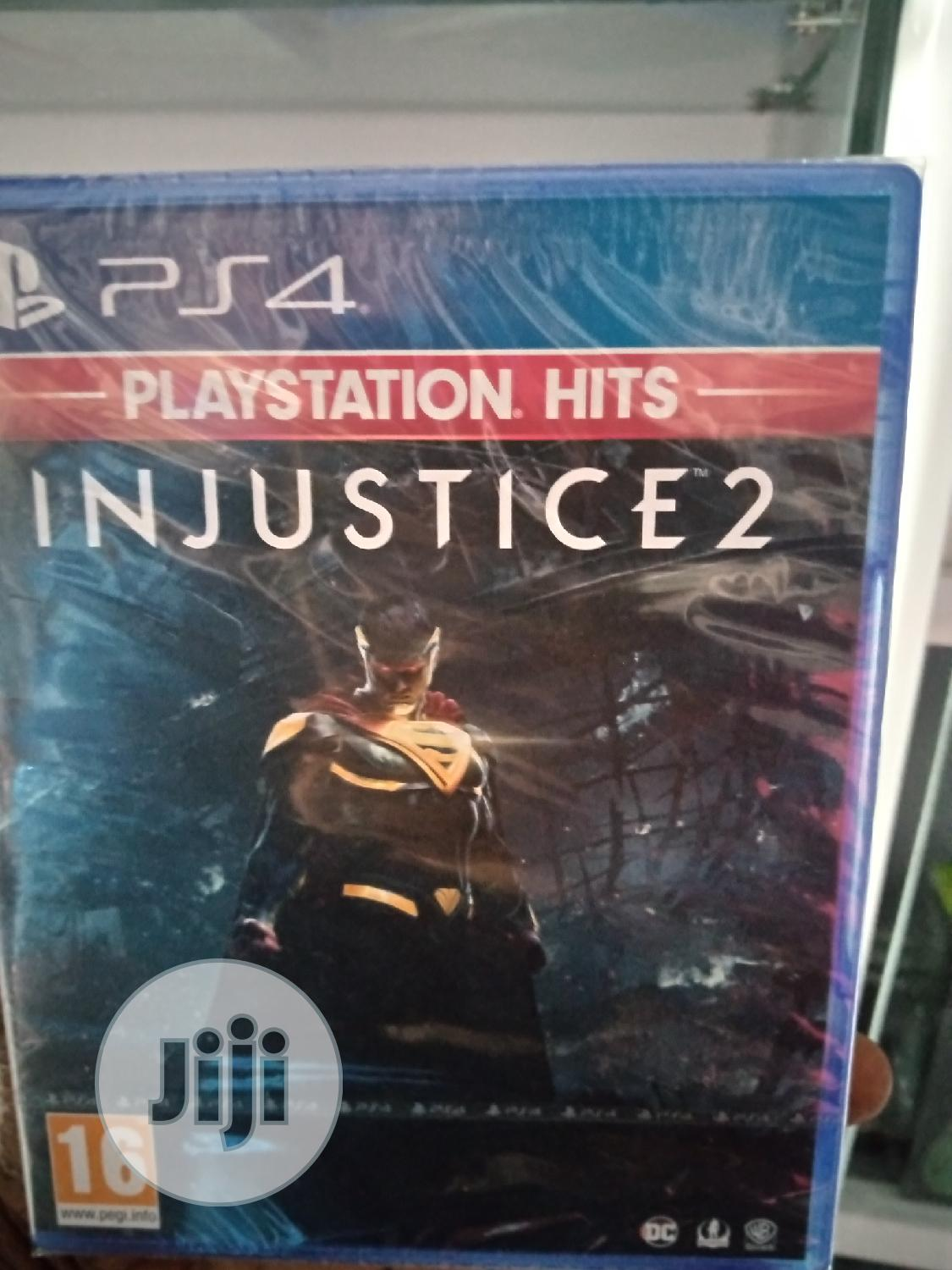 Archive: Ps4 Game Injustice 2