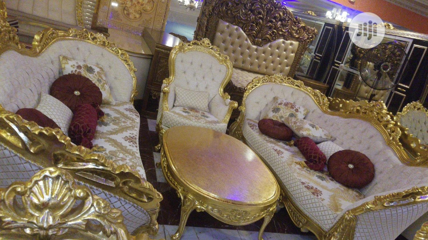Turkish Royal Sofa Chair Available Now