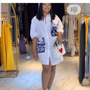 Turkey White Dress for Ladies/Women in Sizes | Clothing for sale in Lagos State, Ibeju