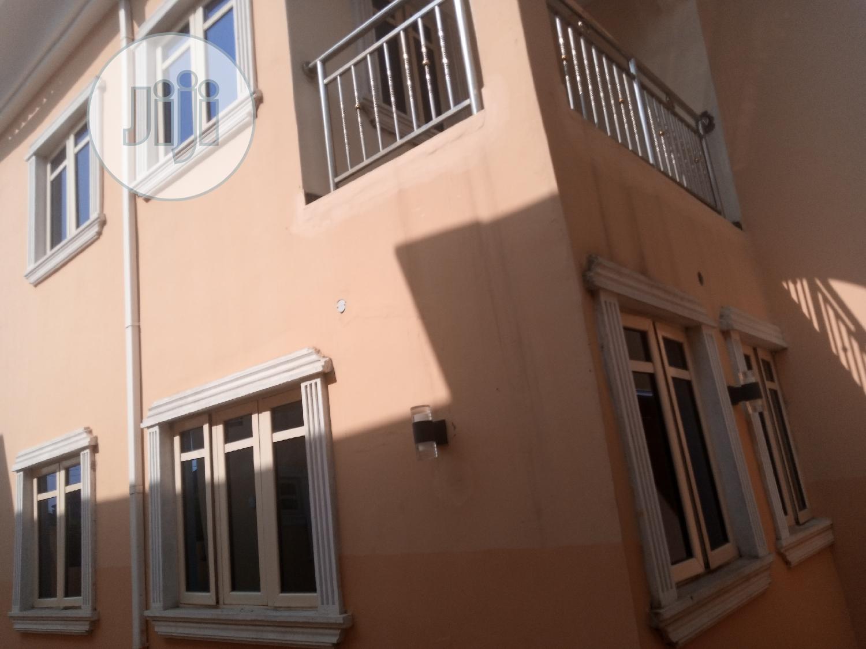 Beautiful 4 Bedroom Duplex At Nitel Ikorodu