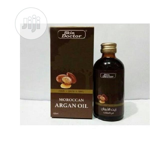 Skin Doctor Morrocan Argan Oil, Shea Butter, Jojoba Oil, | Skin Care for sale in Alimosho, Lagos State, Nigeria
