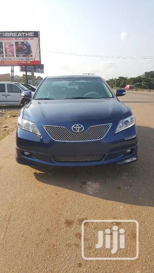 Toyota Camry 2008 2.4 SE Automatic Blue | Cars for sale in Edo State, Benin City