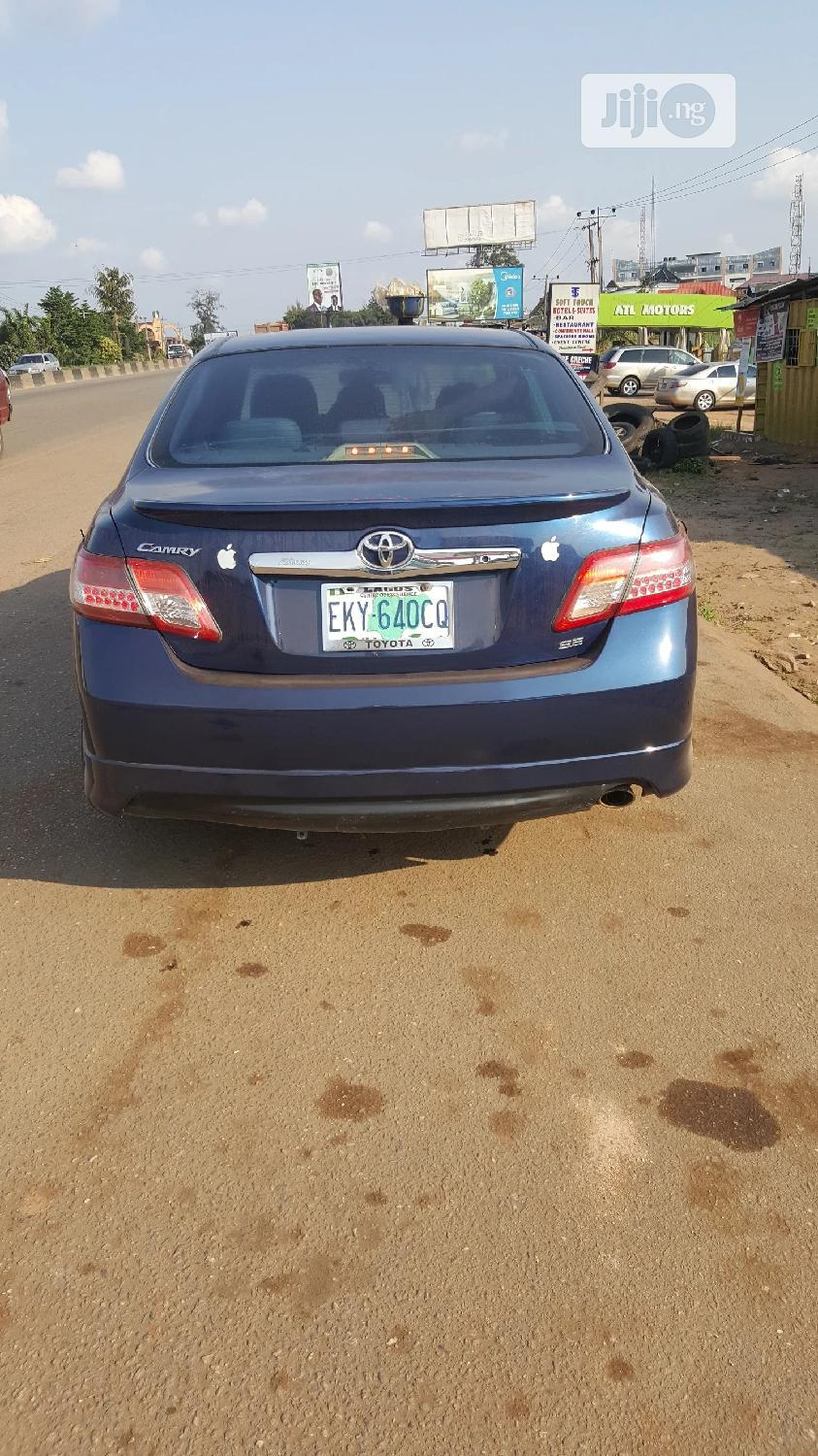 Toyota Camry 2008 2.4 SE Automatic Blue | Cars for sale in Benin City, Edo State, Nigeria
