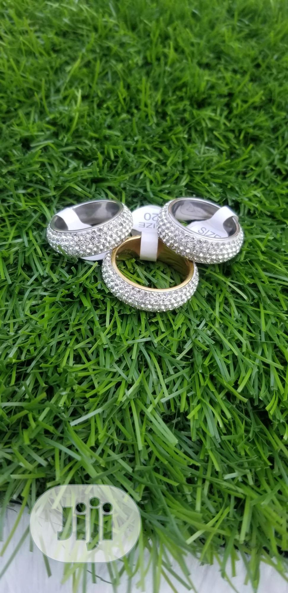 Cuban Ice Fashion Ring | Jewelry for sale in Ajah, Lagos State, Nigeria