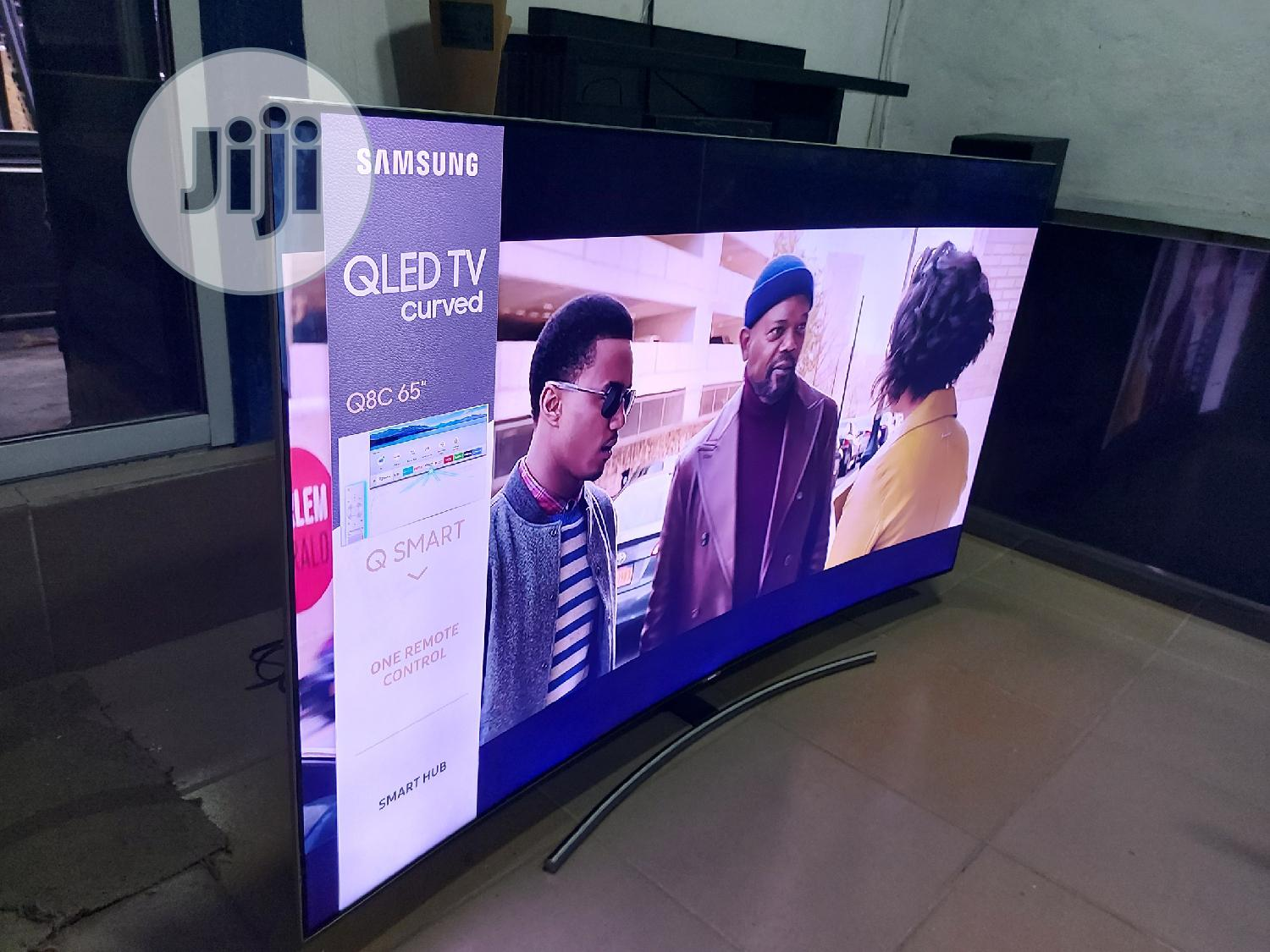 Archive: Samsung Curve 65inch Smart Qled TV, Q8C