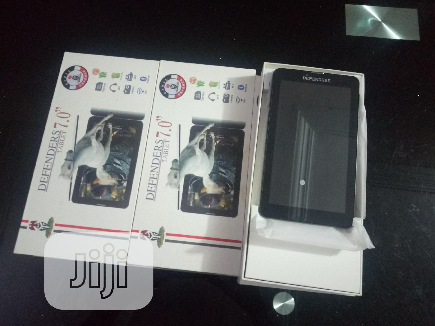 New Blu Touch Book 7.0 Plus 16 GB Gray | Tablets for sale in Kubwa, Abuja (FCT) State, Nigeria