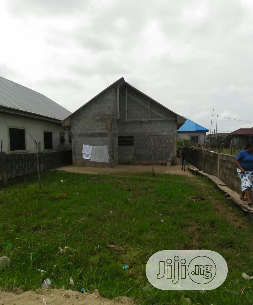Halp Plot of Land for Sale Opposite Shoprite in Sangotedo.   Land & Plots For Sale for sale in Lagos Island (Eko), Lagos State, Nigeria