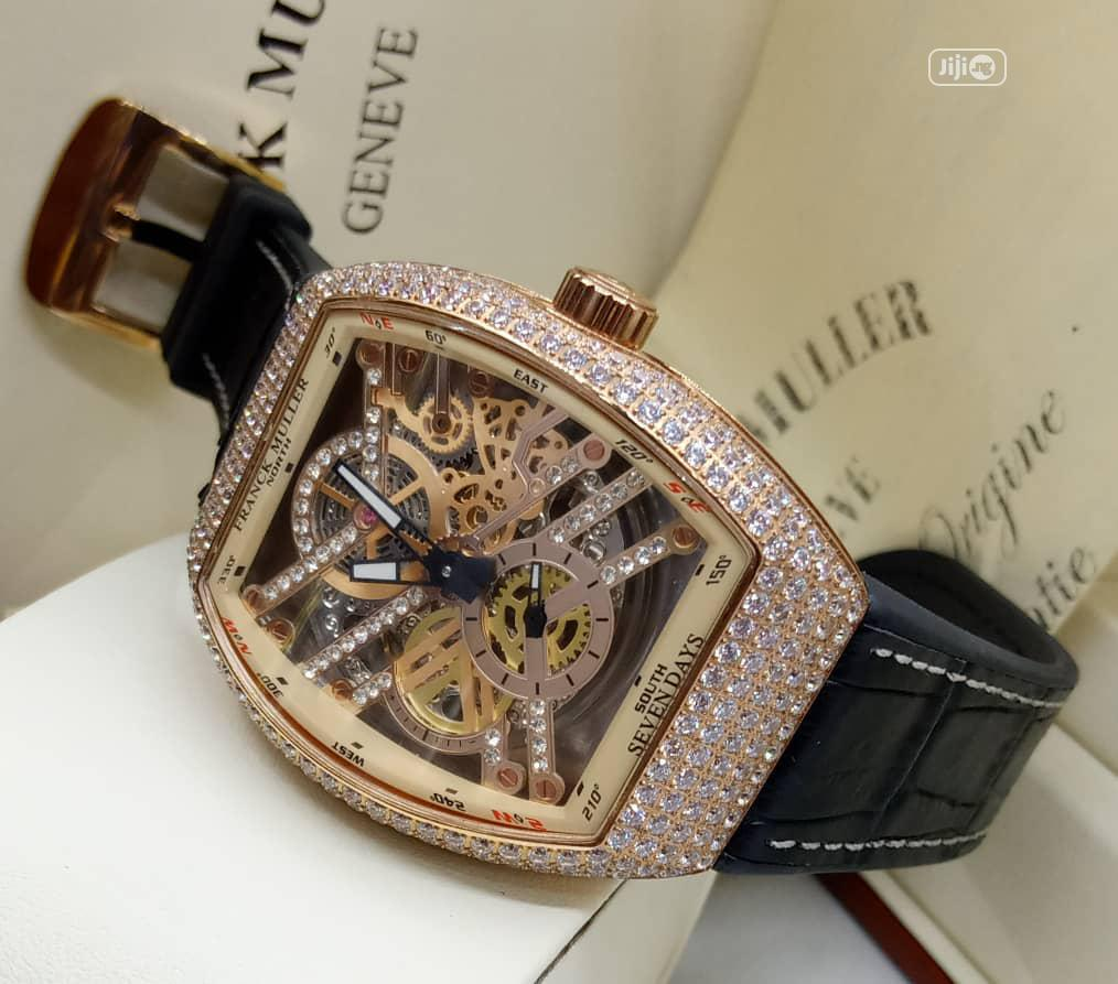 Archive: Super Quality Frank Muller Wristwatch @ Good Price