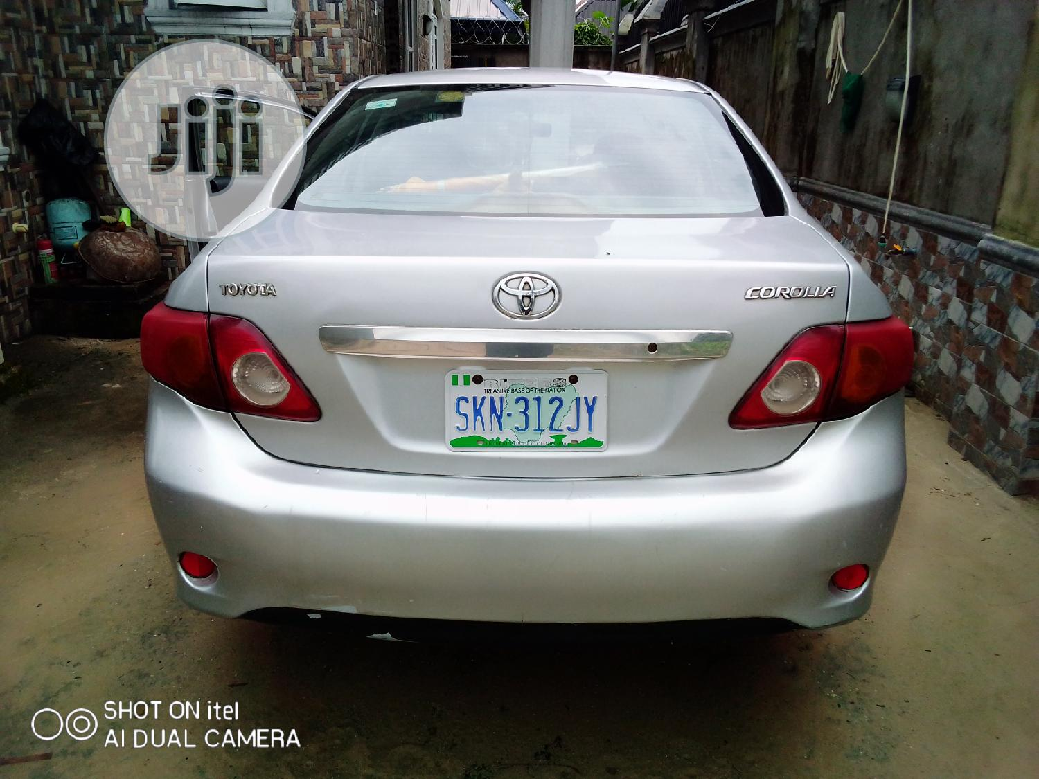 Archive Toyota Corolla 2008 1 8 Gray In Port Harcourt Cars Anthony Udensi Jiji Ng